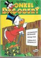 Comic - Taschenbuch - Onkel Dagobert Nr. 61 Ehapa Verlag - deutsch