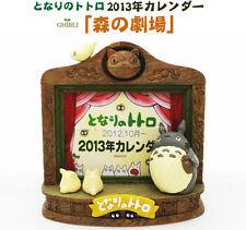JAPAN MY NEIGHBOR TOTORO 2013 FOREST CINEMA CALENDAR PHOTO FRAME ORNAMENT