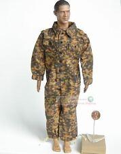 DRAGON 1:6 GERMAN TANK INFANTRY SOLDIER AUTUMN CAMOUFLAGE OVERALLS SUIT DA_C_7