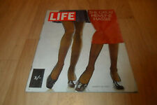 LIFE Magazine 30 March 1970 - The Gerat Hemline Hassle