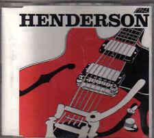 Henderson-Alcoholic Haze cd maxi single