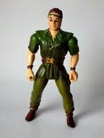 FIGURINE HOOK Peter Pan Robin Williams MATTEL 1991 figure toys 9 cm tri star