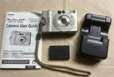 Canon PowerShot S100 Digital ELPH 2.1MP Camera with Accessories