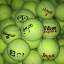 350 Tennis balls -Used Once Wilson, Penn1,2,3,4 and Athletic Works assortment