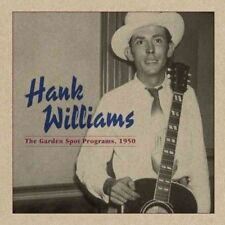 Garden Spot Program 1950 0816651016099 by Hank Williams CD