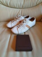 Louis Vuitton Ladies White Trainers Sneakers Shoes   size 37   Genuine