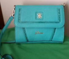 Guess Handbag Small Cross body AQUA rrp $198