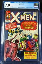 X-men #5, cgc 7.0, 1964 silver age, new slab