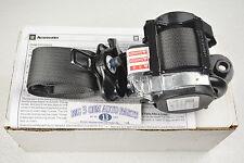 2016 Chevrolet Cruze Black Left Hand Driver Side Seat Belt Kit new OEM 19330010