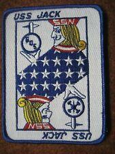 /US NAVY Patch USS JACK SSN-605