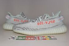 ffd3322f2 adidas Yeezy Boost 350 V2 Blue Tint Grey Red SPLY 100 Authentic