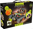 Brookstone Off Road R/C Stunt Car Build Your Own 392 pcs SOLD OUT!! NEW!!