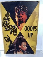 Snap! Ooops Up (Cassette Single)