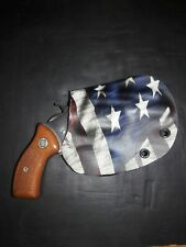 Rossi 351 & 352 = 38 special Custom Kydex Holster 2nd Ammendment / American Flag
