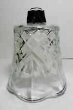 Home Interior Homco Clear Cambridge Votive Cup / Candle Holder Replacement