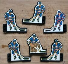 Original Coleco Table Hockey Players 1980's New York Islanders