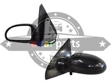 FORD FOCUS LR 10/2002-12/2004 LEFT HAND SIDE DOOR MIRROR ELECTRIC BLACK