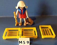 (M59) playmobil dame médiévale ref 3374 3291 3405 3265 3379 3369 3332 3380