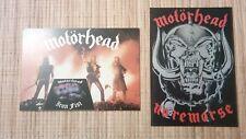 2 carte postale Motorhead