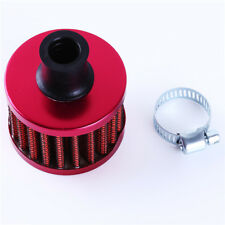 New Automotive Spare Air Filter Car Metal Strainer Durable Styling Accessory AL
