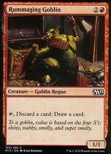 4x Rummaging Goblin   NM/M   m15   Magic MTG
