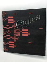 "Eagles Tour Book 1976 Joe Walsh Concert Program 11"" Glenn Frey Don Henley"
