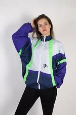 Vintage Puma Tracksuits Top Shell Sportlife Style Streetwear XXL Black - SW2306
