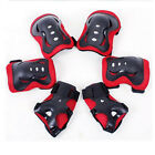 Elbow Knee Wrist Protective Guard Safety Gear Pads Skate Bicycle For Kids Teens