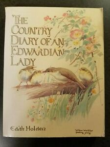The Country Diary of an Edwardian Lady Edith Holden English Wildlife Paintings