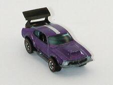 Redline Hotwheels Purple 1970 Mighty Maverick  oc11565