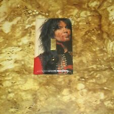 BLACKIE LAWLESS WASP CLASSIC METAL ROCK LEGEND Light Switch Cover Plate