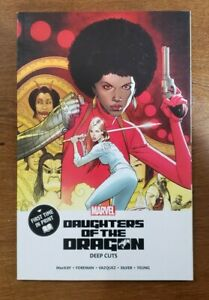 Daughters of the Dragon: Deep Cuts TPB GN OOP NEW 2019 Marvel Comics Jed MacKay