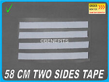 Wing Door Mirror Glass Double-sided TAPE 60 cm ,  glue stick the mirror