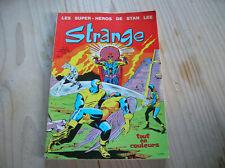 COMICS  STRANGE  NUMERO 26    1972 (oh)