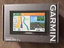 "New Garmin Display 5"" Usa Ex Gps Navigator, Detailed Maps Safe Driving Alerts"