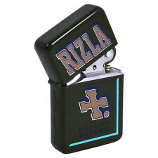 Rizla Windproof Lighter. Cool Retro Funky Cigarette Paper Unique Gift for Him