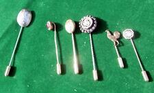 6 Stick Pins