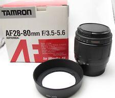 Tamron AF 28-80mm F/3.5-5.6 Minolta AF / fits Sony Alpha Nice