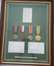 More details for ww1 mm and trio 2nd lieutenant royal garrison artillery.