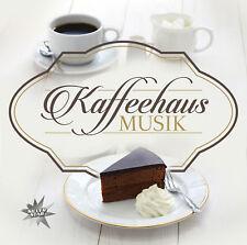 CD Kaffeehaus Musik von Various Artists