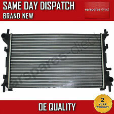 FORD FOCUS MK1 AUTOMATIC/MANUAL RADIATOR 1998>2004 *BRAND NEW*