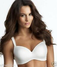 LE MYSTERE 36F Ivory Dream Tisha Seamless Full Fit UW Bra 9955 NWT Ship Fast