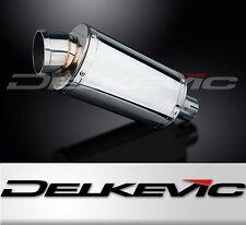 Delkevic SS70 Silencer Muffler Exhaust Slip-on fits Honda Suzuki Yamaha Kawasaki