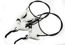 Formula C1 MTB Bike Hydraulic Disc Brakeset 850/1350mm Front + Rear NEW