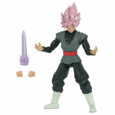 "Dragonball FES Vol.SP Rose Black Goku 6/"" PVC figure Banpresto 100/% authentic"
