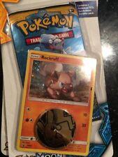 Pokémon Sealed Sun & Moon Pack: Rockruff X 1