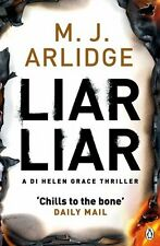 Liar Liar: DI Helen Grace 4 (Detective Inspector Helen Grace),M. J. Arlidge