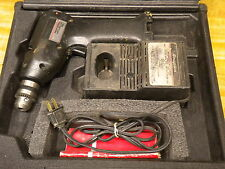 Snap On 7.2 v cordless driver battery charger case manual