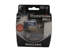 Philips 9003 H4 Crystal Vision Ultra Headlight Bulb Pack Of 2