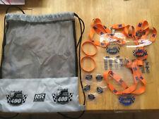 Federated Auto Parts 400 Richmond Raceway 2019 Draw String Bag W/Goodies